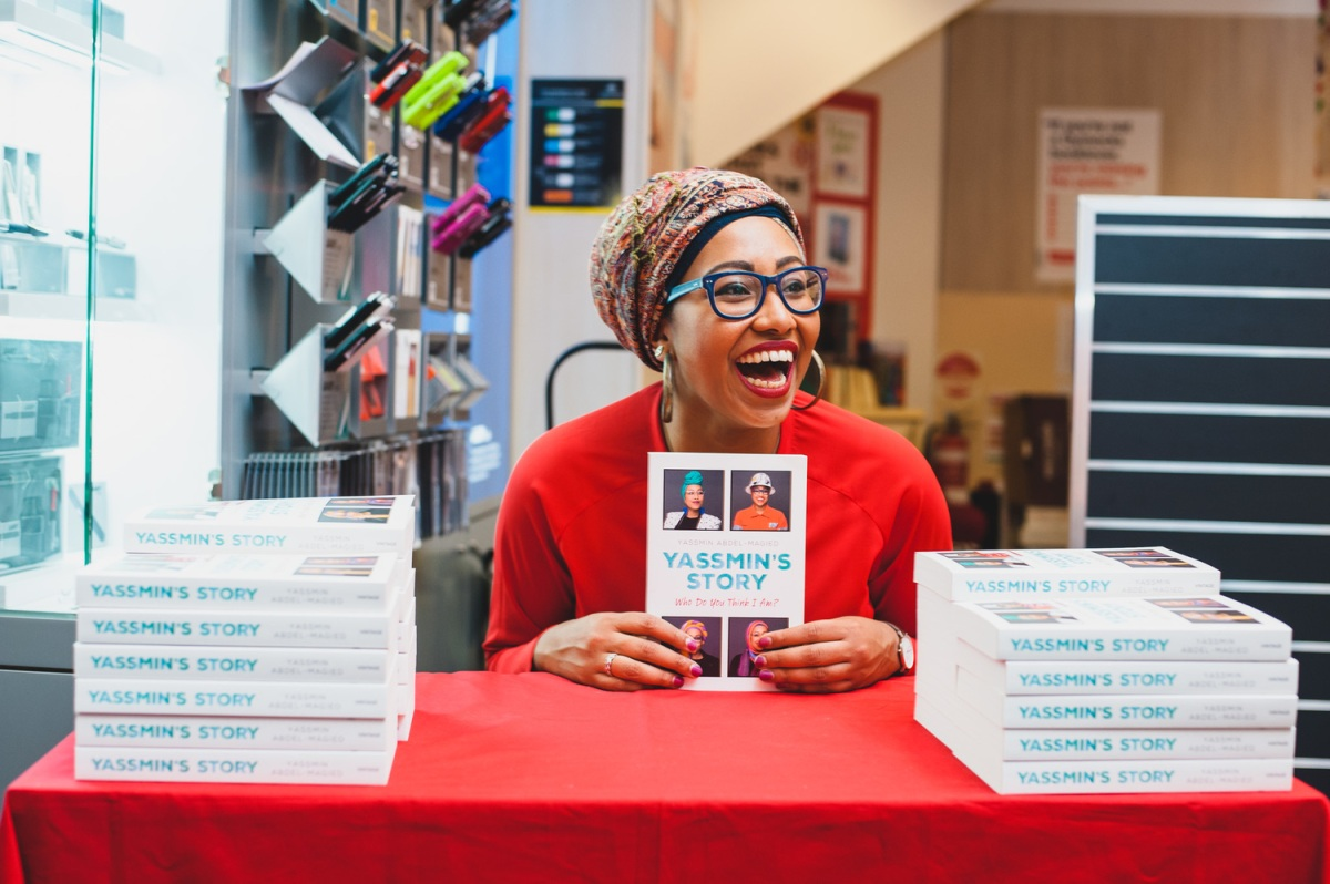 Yassmin Abdel-Magied and Her Formula forAwesome