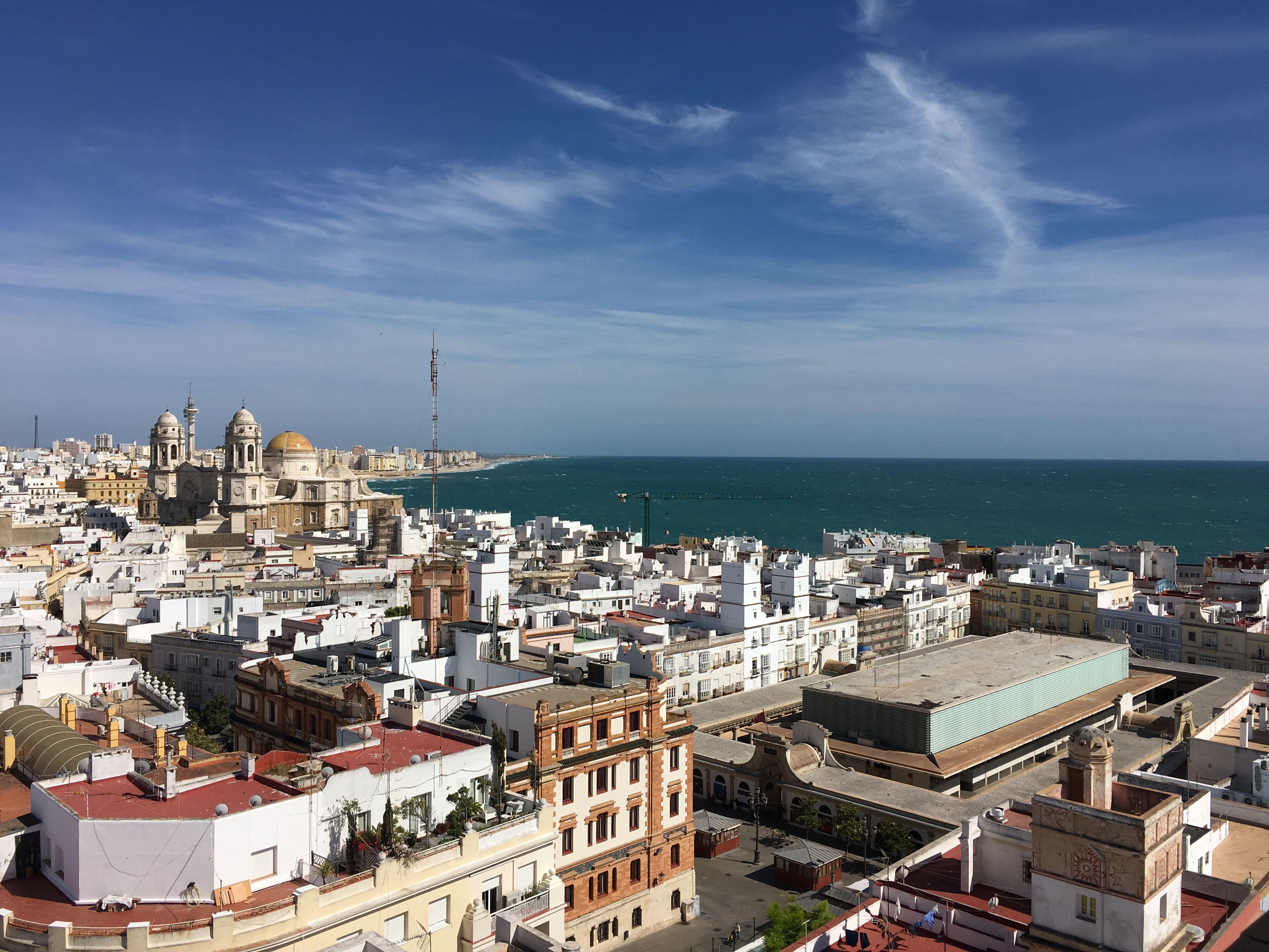 Spain torre tavira views