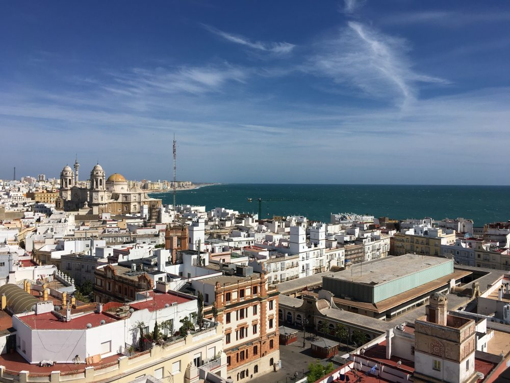 Spain torre tavira views