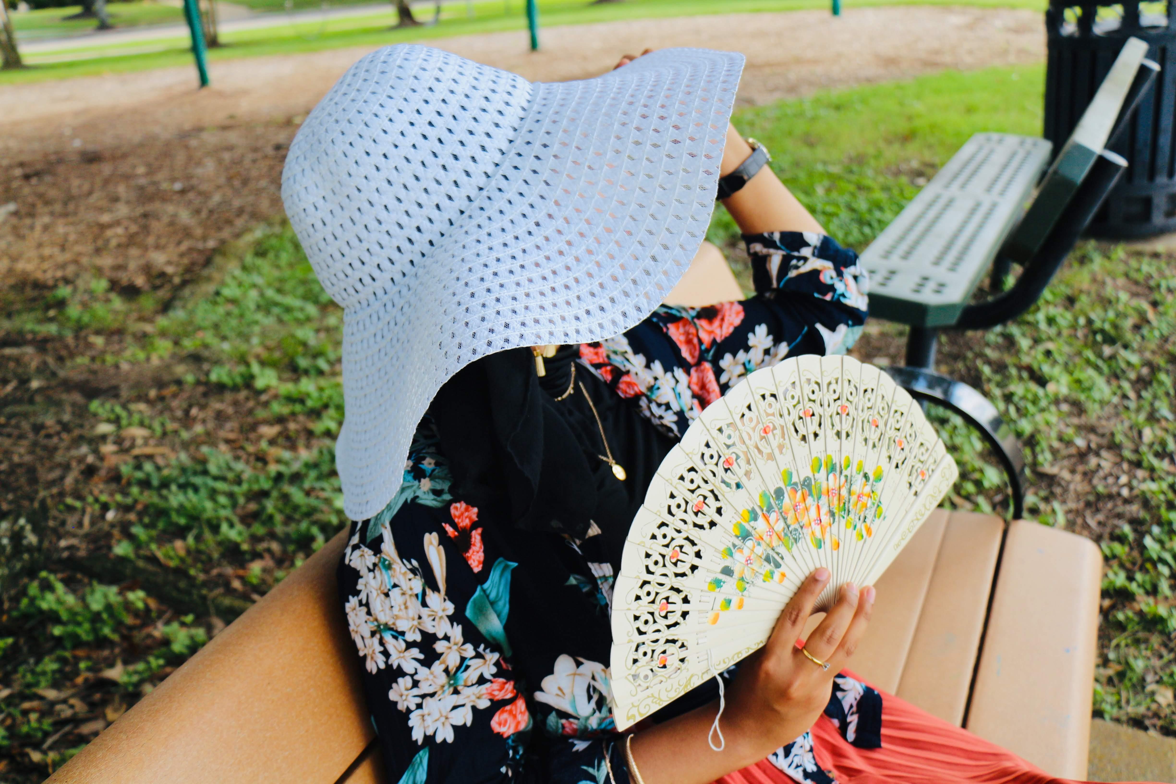 spanish fan from seville